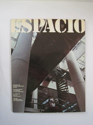 Revista espacio arquitectura mayo-junio 1988 diseño