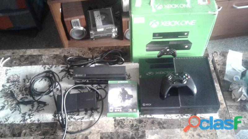 En venta xbox one usado