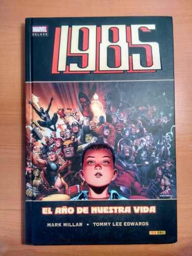 Comic marvel 1985: el año de nuestras vidas, vea