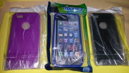 Forro estuche protector iphone 5 acrigel