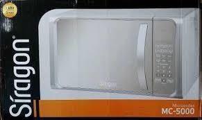 Horno Microondas Nuevo Espejo Siragon Mc-5000 Envio Barato