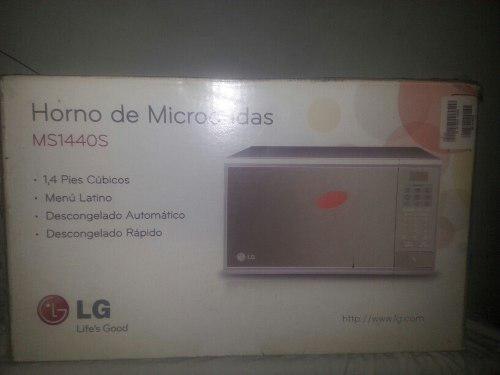 Microondas Lg Ms1440s Espejo