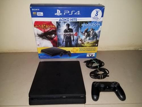 Playstation 4 slim 500gb control usado 330 verdes bumsgames