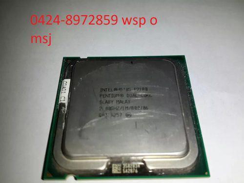 Procesador dual core e2180