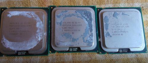 Procesador dual core y core dos duo