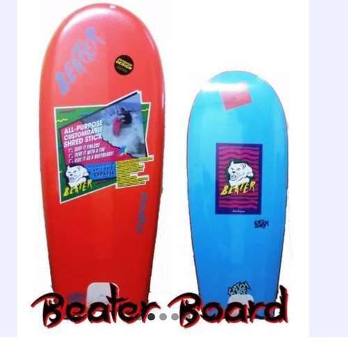 Tabla de surf beater board 4'8 modelo classic / somos oficin