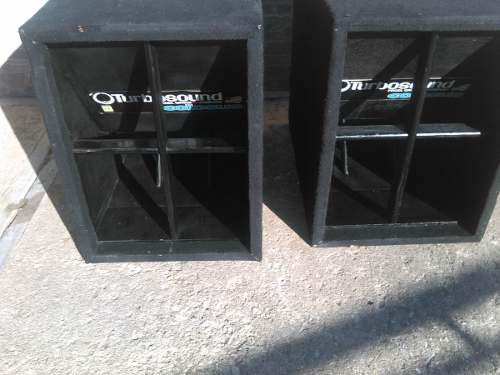 Cajas turbo sound 18