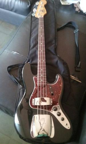 Fender jazz bass mexicano 93