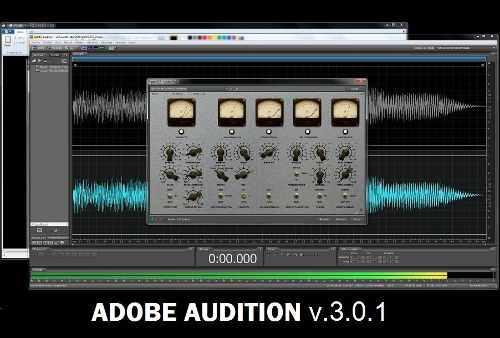 Grabacion adob audition.3 + vst pro