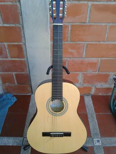 Guitarra acustica palmer 60 lechugas