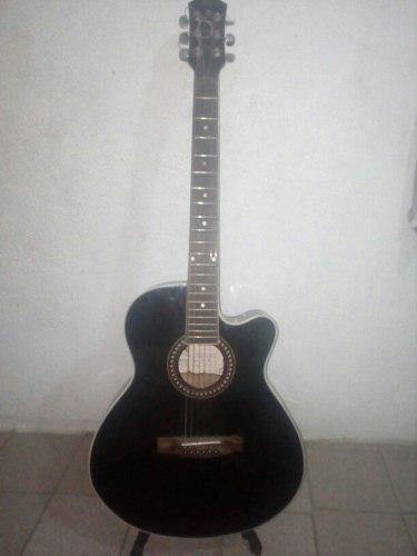 Guitarra acustica palmer como nueva