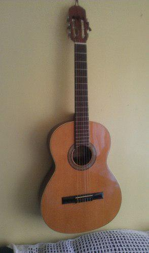 Guitarra clásica española prudencio saez nueva