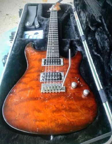 Guitarra electrica fender showmaster made in korea