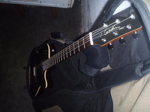 Guitarra electro acustica godin a6 ultra con estuche