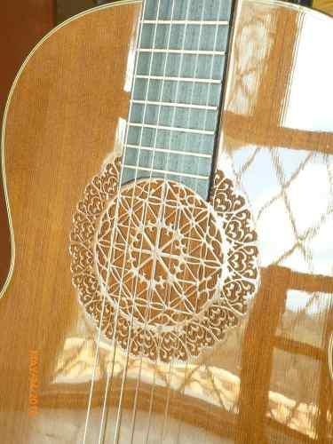 Guitarra Electroacustica Clasica Linea Florentino