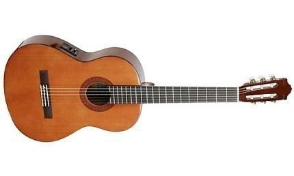 Guitarra electroacustica yamaha cx40 como nueva