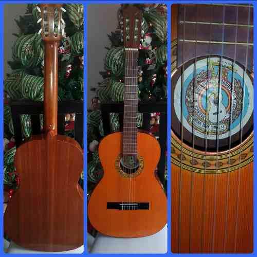 Guitarra española vicente tatay