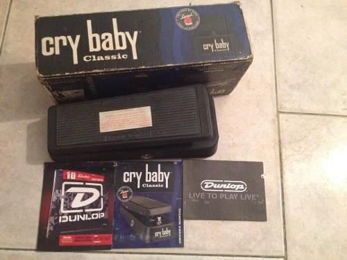 Pedal wah wah cry baby classic