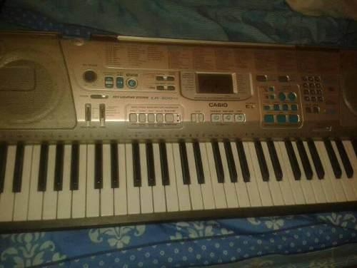 Teclado Piano Casio Lk 300