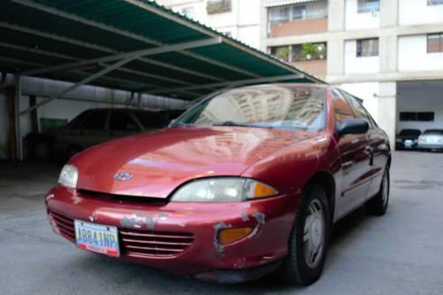 Chevrolet cavalier para repuesto por partes
