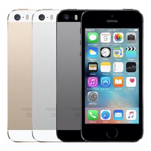 Iphone 5s liberados 16 gb excelentes