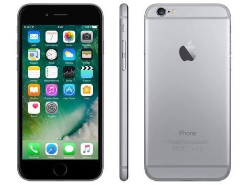 Iphone 6 16 gb space gray nuevos somos tienda fisica