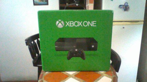Xbox one nueva sellada y negociable 950