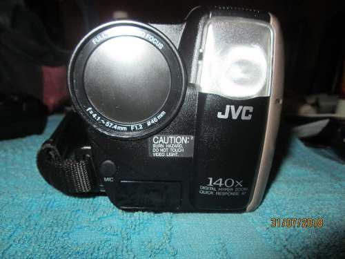 Camara de video jvc gr ax1027