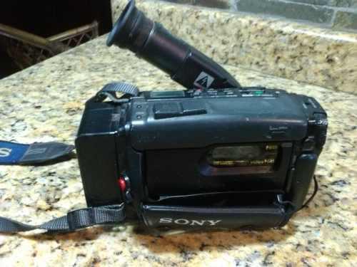 Handycam sony video hi8