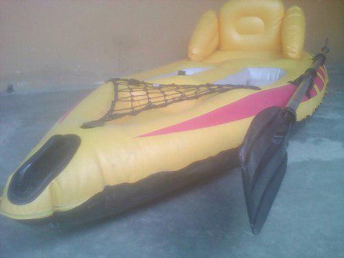 Remato kayak coleman usado 1 persona.