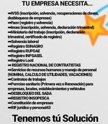 Tramite ante sada sunagro a nivel nacional abogados valencia