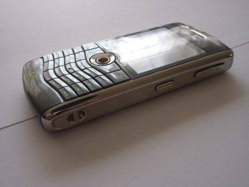 Blackberry pearl 8110 liberado telefono básico perla