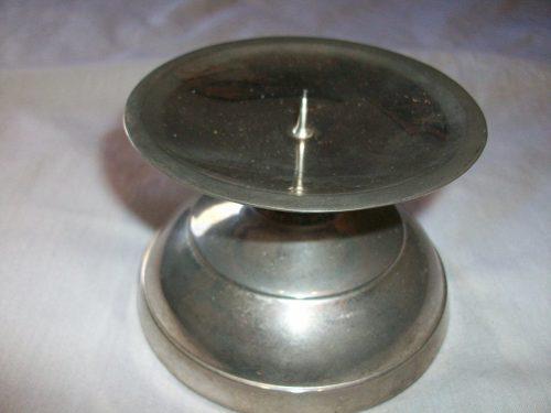 Candelabro vintage baño plata oferta remate total adorno