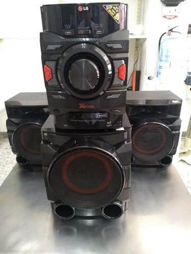 Equipo de sonido lg 6600w