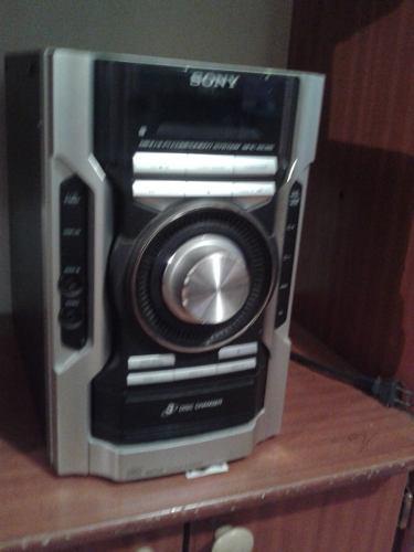 Equipo de sonido sony modelo hcd-ec55 para reparar