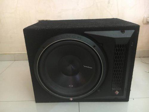 Equipo sistema sonido car audio plantas componentes bajo