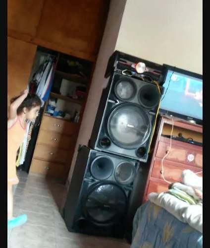 Equipo sonido sony fst-sh2000 mini componente, 2000w