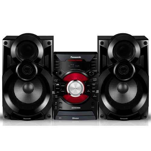 Panasonic equipo de sonido 6000wats scakx38