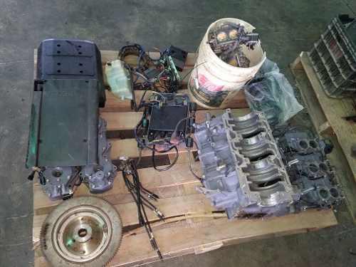 Repuestos motor yamaha 200hp y 225hp fuera de borda.