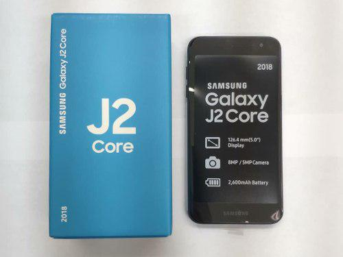 Samsung galaxy j2 core 1gb ram / 8gb + vidrio y forro