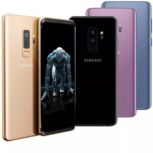 Samsung galaxy s9+ plus dual sim 64gb 6gb 4g lte snapdragon