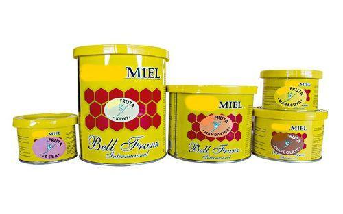 Pigmento cejas miel bell franz 500gr