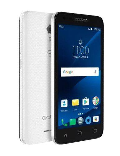 Alcatel cameox 4g android 7.0 quadcore 16gb+2gb 5mp+2mp