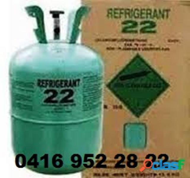 Gas refrigerante orozco de venezuela 04169522822