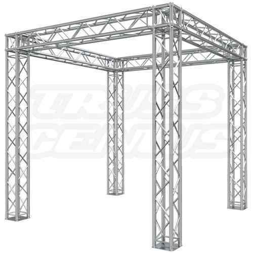 Estructuras truss, techos modelos varios