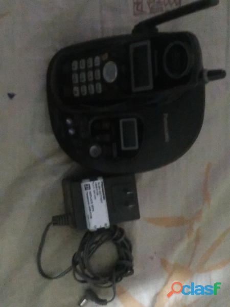 Teléfono panasonic kx tg2432 de 2.4 ghz