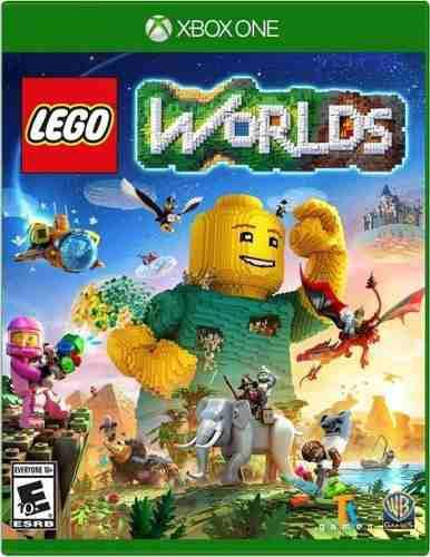 Juego lego world sellado xbox one (tienda física)