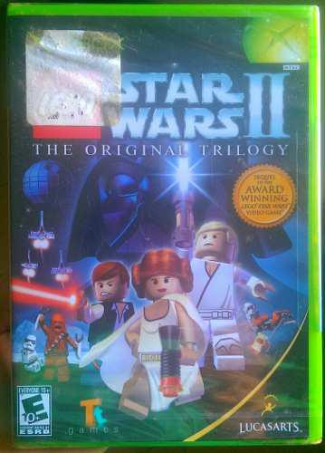 Lego star wars 2 para xbox original