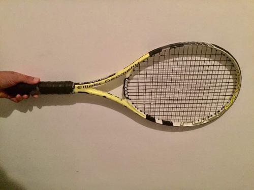 Raqueta de tenis babolat con bolso original incluido