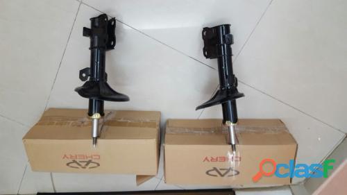 Amortiguadores delanteros nuevos original chery orinoco
